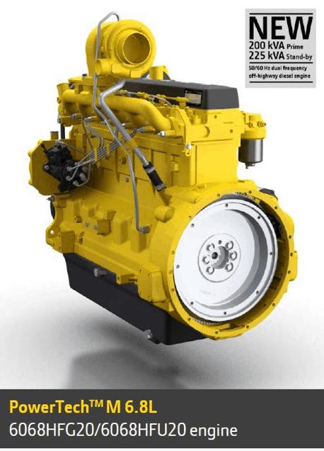 John Deere présente le nouveau moteur