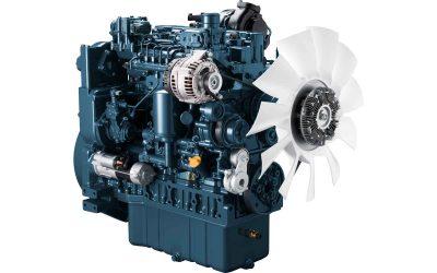 Motor Kubota V5009, 'Diésel del Año'