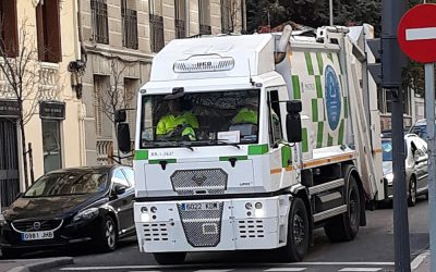 Transdiesel evoluciona con Urovesa en la recogida de residuos sólidos urbanos