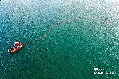 recogida de residuos marinos
