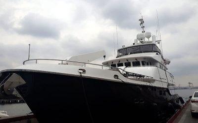 Transdiesel potencia una embarcación en Turquía