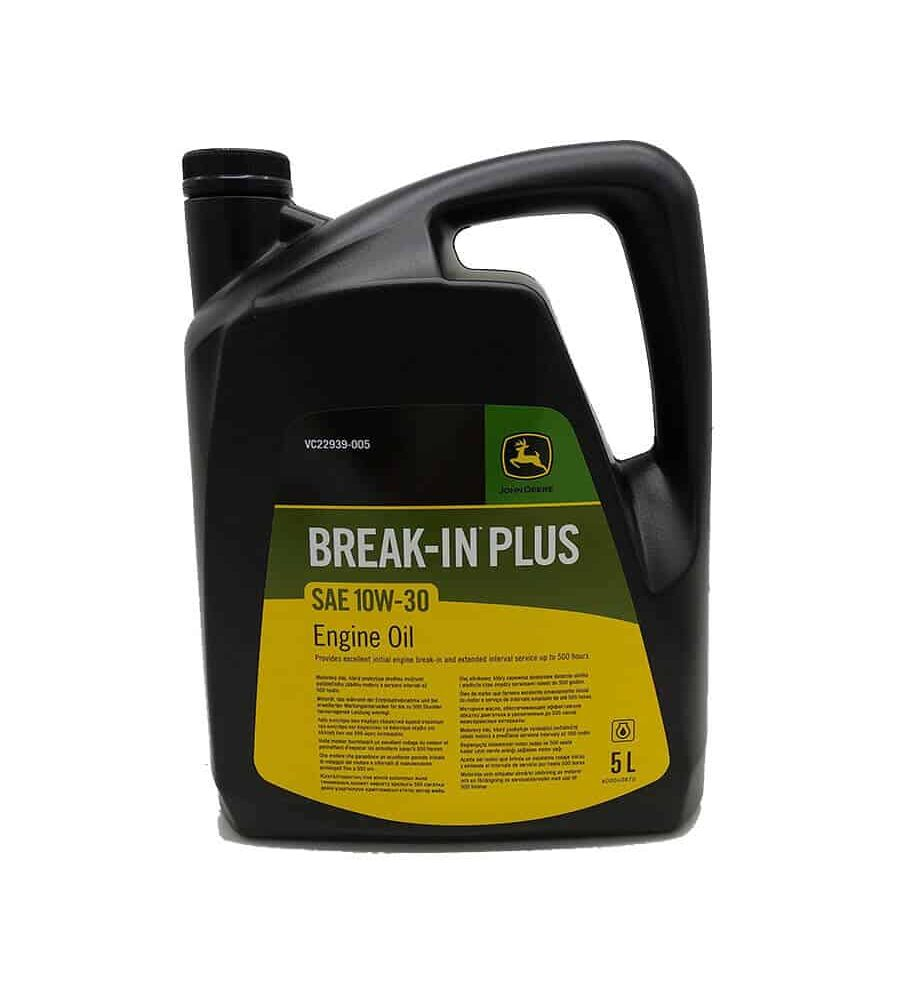 VC22939-005 Aceite Rodaje Break In Oil Plus John Deere