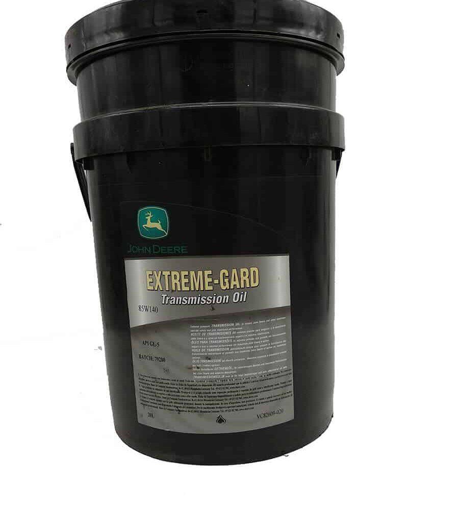 VC82609-020 Aceite Extreme Gard 85w140 20 Litros John Deere